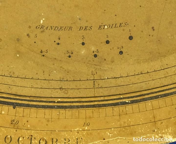 Antigüedades: 1868 - Planisferio Gigante 70cm. Localizador de estrellas Starfinder en soporte de exhibición - Foto 4 - 129061927