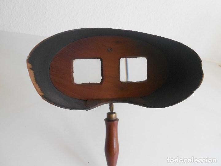 Antigüedades: visor estereoscopico - Foto 5 - 129068571