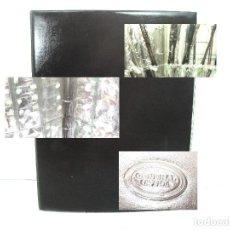 Antigüedades: ANTIGUO MUESTRARIO FORNITURA GAFAS - GENERAL OPTICA AÑO 1995 - VARILLAS PUENTES CHARNELAS CATALOGO. Lote 129499575