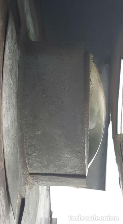 Antigüedades: LINTERNA MÁGICA PARA SALA DE PROYECCIÓN. METAL. SIGLO XIX. - Foto 11 - 129609839