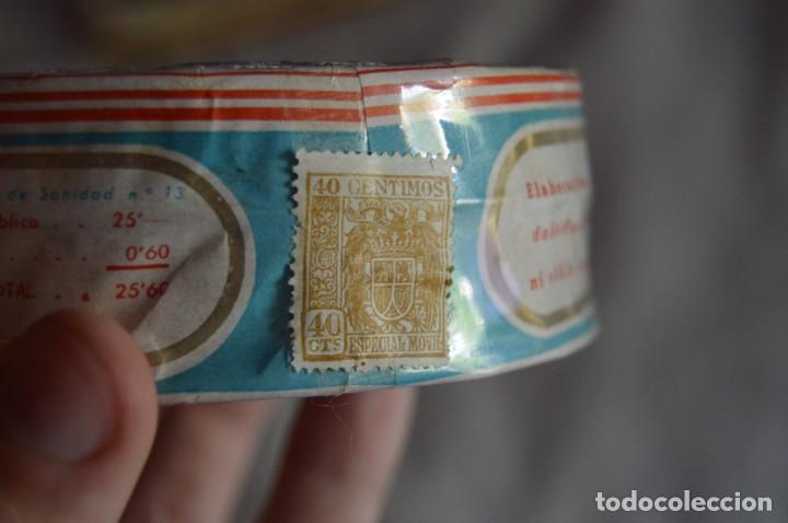 Antigüedades: VINTAGE - PAQUETE PRECINTADO - 20 COMPRESAS GASAS - APÓSITOS ÁLVAREZ - ENV24H - Foto 4 - 130040835