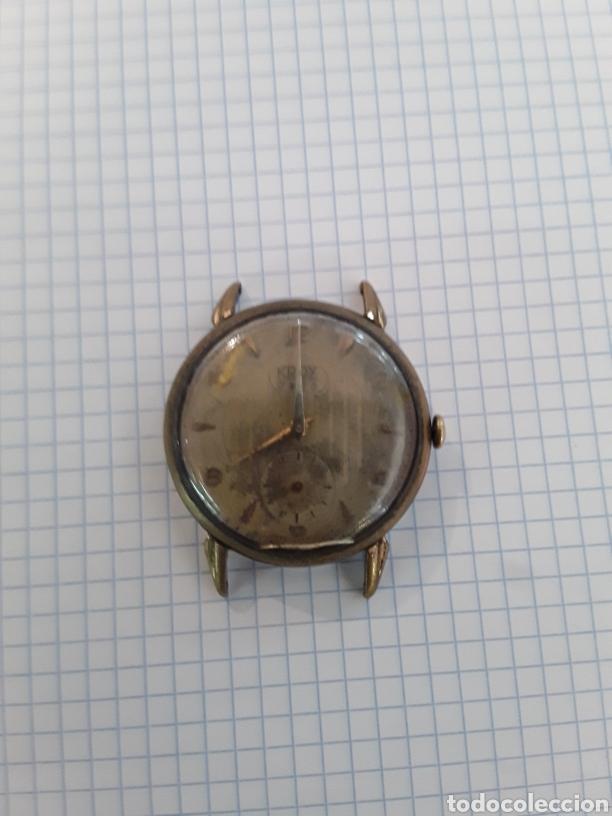 Antigüedades: Lote seis relojes antiguos - Foto 5 - 130090386