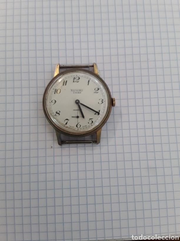 Antigüedades: Lote seis relojes antiguos - Foto 7 - 130090386