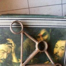 Antiquités: PORTA BANDERAS - MASTILES .. Lote 130154323