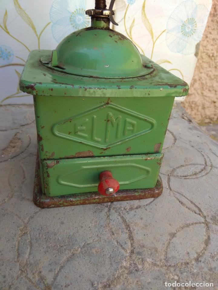 Antigüedades: Antiguo Molinillo de Café Elma - Foto 2 - 130249550