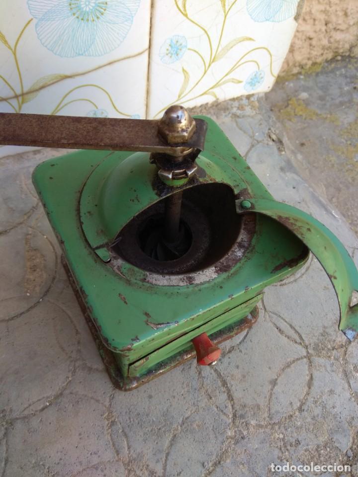 Antigüedades: Antiguo Molinillo de Café Elma - Foto 4 - 130249550