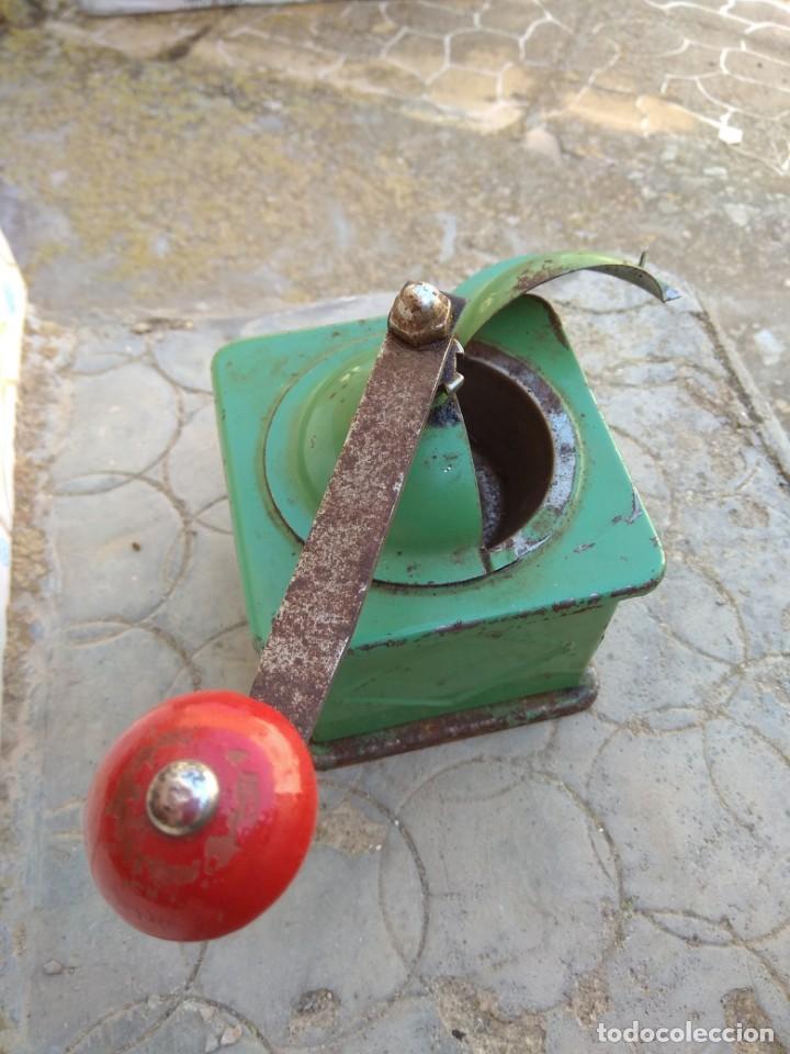 Antigüedades: Antiguo Molinillo de Café Elma - Foto 5 - 130249550