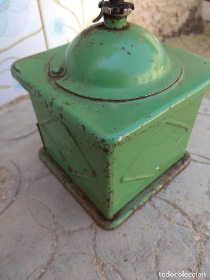 Antigüedades: Antiguo Molinillo de Café Elma - Foto 6 - 130249550