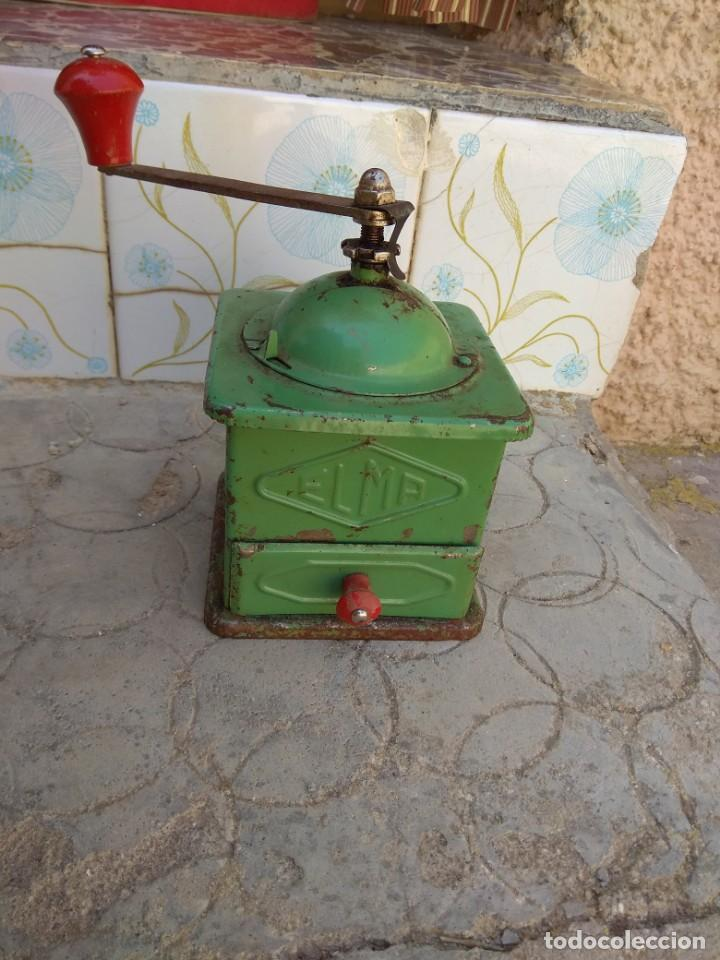 Antigüedades: Antiguo Molinillo de Café Elma - Foto 8 - 130249550