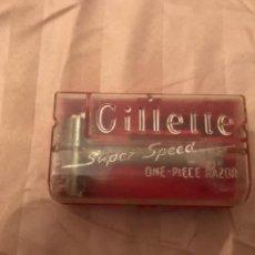 Antigüedades: GILLETTE SUPER SPEED. Lote 130286946
