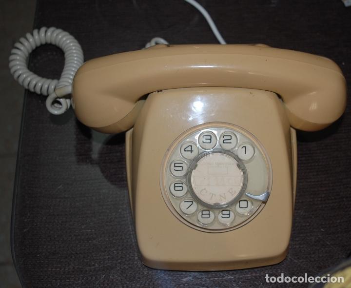 TELEFONO MODELO HERALDO (Antigüedades - Técnicas - Teléfonos Antiguos)