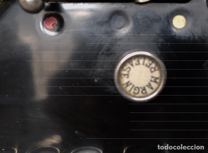 Antigüedades: Maquina Escribir Royal. Funciona. Trust Mecanográfico Madrid. Años 30 ? - Foto 15 - 172855449
