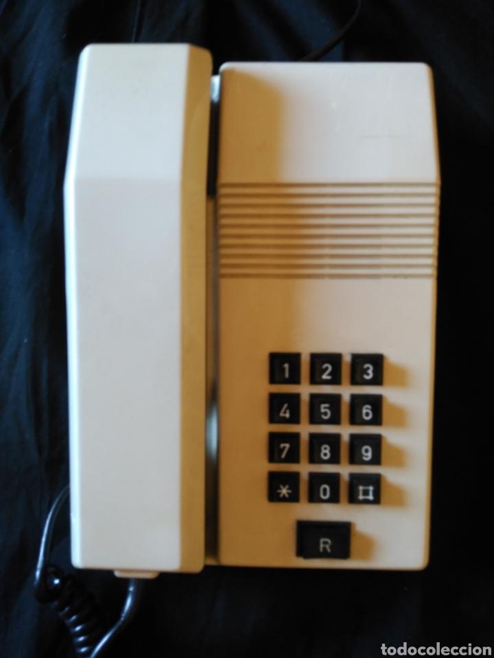 TELEFONO TEIDE SOBREMESA (Antigüedades - Técnicas - Teléfonos Antiguos)