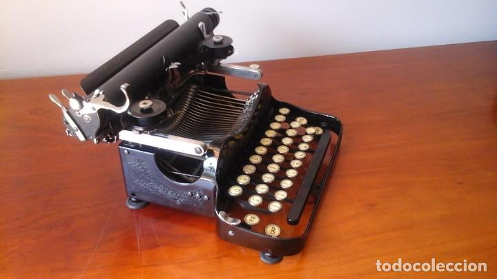 Antigüedades: Máquina de escribir CORONA SPECIAL - Foto 3 - 130503786