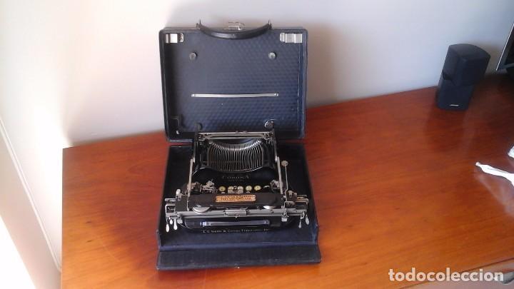 Antigüedades: Máquina de escribir CORONA SPECIAL - Foto 5 - 130503786