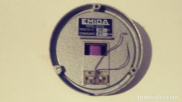Antigüedades: timbre EMIDA MODELO tc·3 - Foto 4 - 130642542