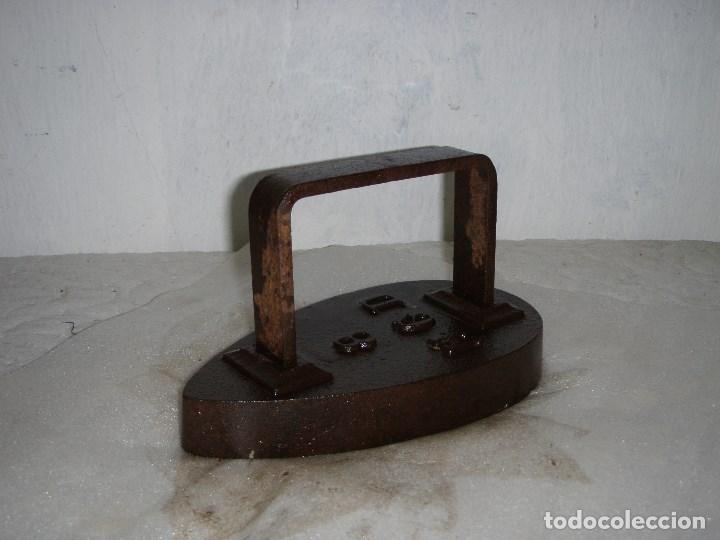 PLANCHA (Antigüedades - Técnicas - Planchas Antiguas - Hierro)