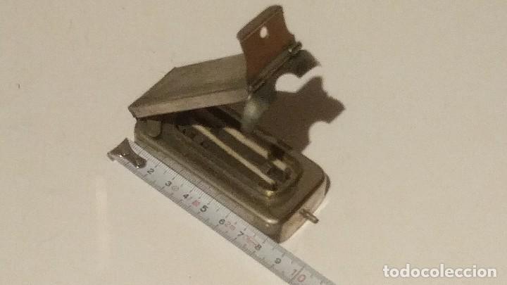Antigüedades: antiguo quemador esterilizador instrumental médico de bolsillo - Foto 3 - 130765900