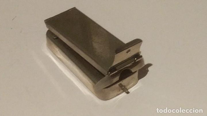 Antigüedades: antiguo quemador esterilizador instrumental médico de bolsillo - Foto 5 - 130765900