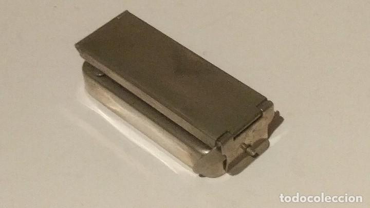 Antigüedades: antiguo quemador esterilizador instrumental médico de bolsillo - Foto 7 - 130765900