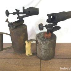 Antigüedades: JUEGO DE SOPLETES GRANDES, AÑOS 60. Lote 130856760