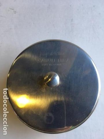Antigüedades: Antigua caja metálica con agujas hipodérmicas. Instrumental médico. Completa - Foto 2 - 130890768