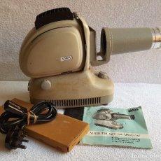 Antigüedades: PROYECTOR NORIS TRUMPF 300 AIRFLOW DE 1968 (TAL CUAL IMAGENES). Lote 131046716