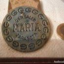 Antigüedades: ¡¡PRECIOSO MONDE,¡PUBLICITARIO,¡DE IMPRENTA EXCLUSIVO¡¡AÑOS 30 40¡GARGALLO¡¡MARIA¡¡ZARAGOZA¡¡. Lote 131074744