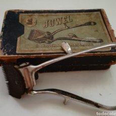 Antigüedades: ANTIGUO CORTADOR DE PELO JUWEL.. Lote 131102843