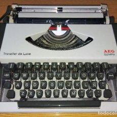 Antigüedades - Maquina de escribir Olympia Traveller de Luxe - 131109784