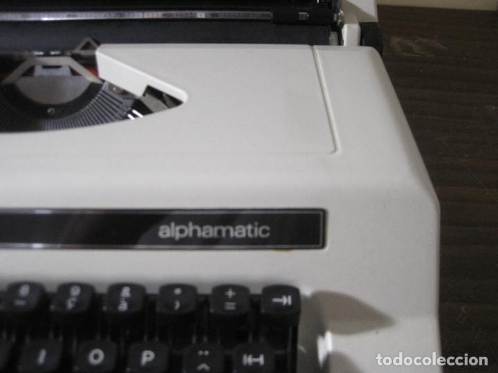 Antigüedades: Olympia Alphamatic (funcionante) - Foto 3 - 131166504