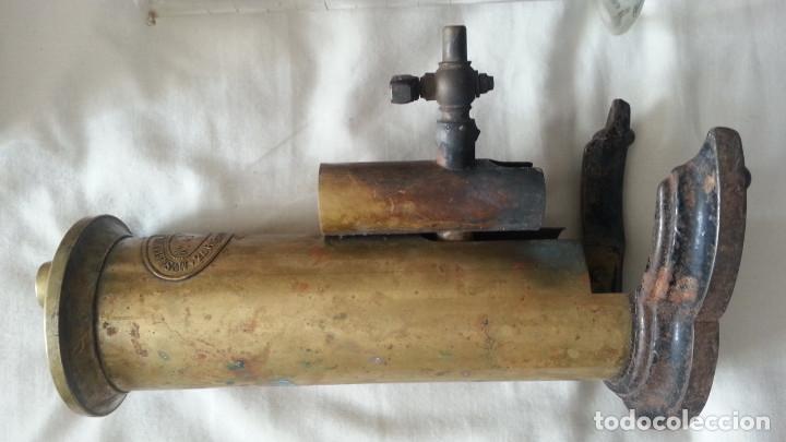 Antiquitäten: IMPRESIONANTE EQUIPO DE ANALITICA DE VINO. SIGLO XIX O PPIOS XX. DUJARDIN SALLERON - PARIS. - Foto 5 - 133532022
