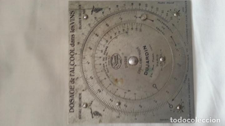Antiquitäten: IMPRESIONANTE EQUIPO DE ANALITICA DE VINO. SIGLO XIX O PPIOS XX. DUJARDIN SALLERON - PARIS. - Foto 8 - 133532022