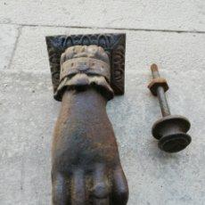 Antigüedades: LLAMADOR DE PUERTA. Lote 131424345