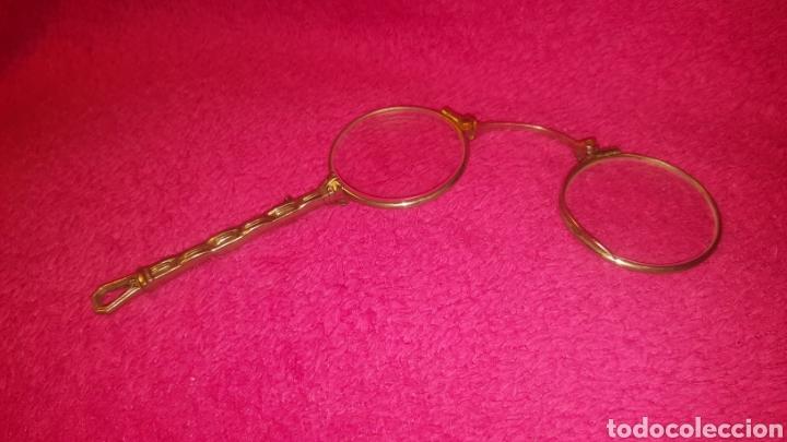 GAFAS PLEGABLES ANTIGUAS (Antigüedades - Técnicas - Instrumentos Ópticos - Gafas Antiguas)