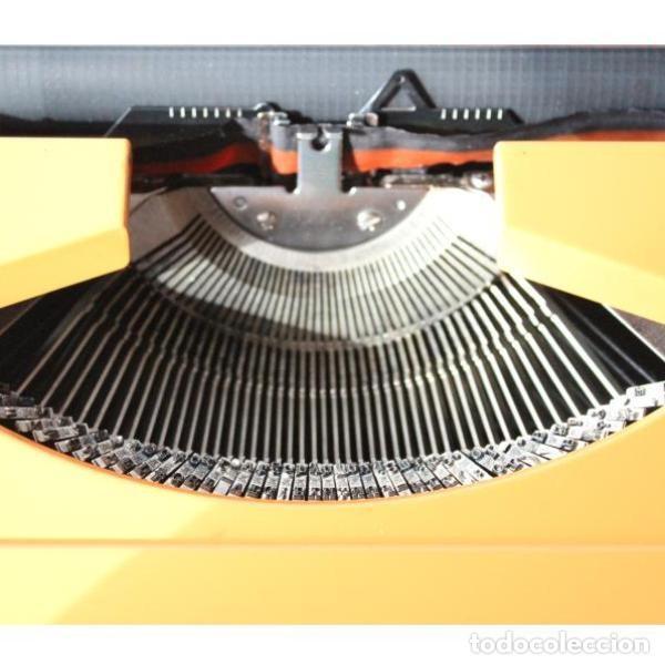 Antigüedades: Máquina de escribir Silver Red 100 - Foto 3 - 131447942