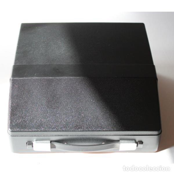Antigüedades: Máquina de escribir Silver Red 100 - Foto 4 - 131447942