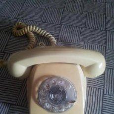 Teléfonos: TELÉFONO AÑOS 60-70 DE SOBREMESA (MODELO HERALDO). Lote 131506038