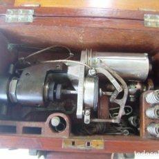 Antigüedades: DINAMOMETRO DOBBIE-MCINNES DESIGN Nº1.GLASGOW.C..1900. Lote 131521614