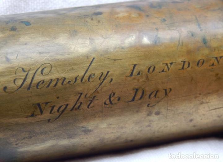 Antigüedades: Catalejo De Hemsley Henson del 1800 - Foto 3 - 131567958
