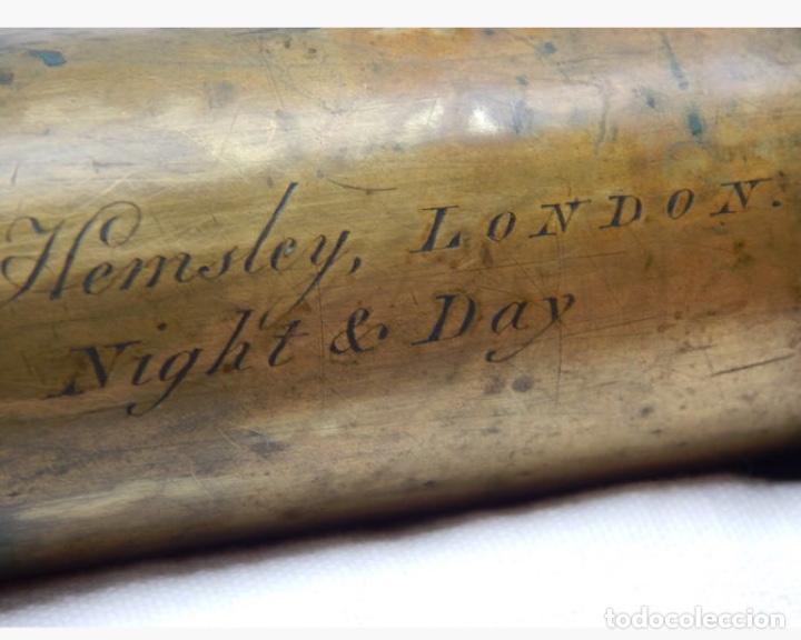 Antigüedades: Catalejo De Hemsley Henson del 1800 - Foto 4 - 131567958