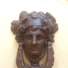 Antigüedades: LLAMADOR O ALDABA DE PUERTA FRANCÉS. Lote 131625630
