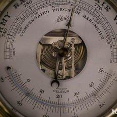 Antigüedades: BARÓMETRO SCHATZ ROYAL - MARINER AÑOS 60. Lote 131878290