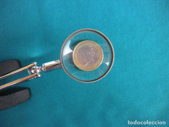 Antigüedades: FANTÁSTICA LUPA ARTICULADA - Foto 4 - 131881318
