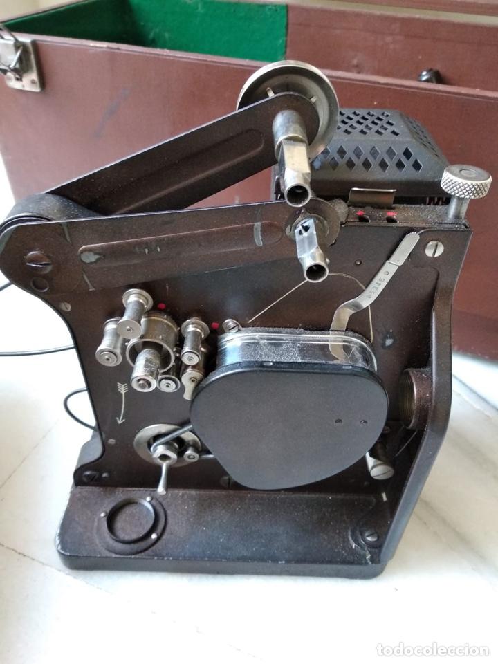 Antigüedades: kodascope model c, prácticamente nuevo - Foto 2 - 132063855