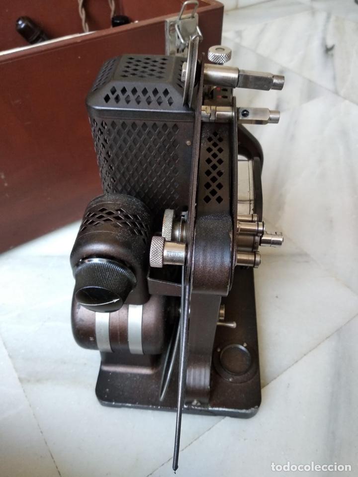 Antigüedades: kodascope model c, prácticamente nuevo - Foto 3 - 132063855
