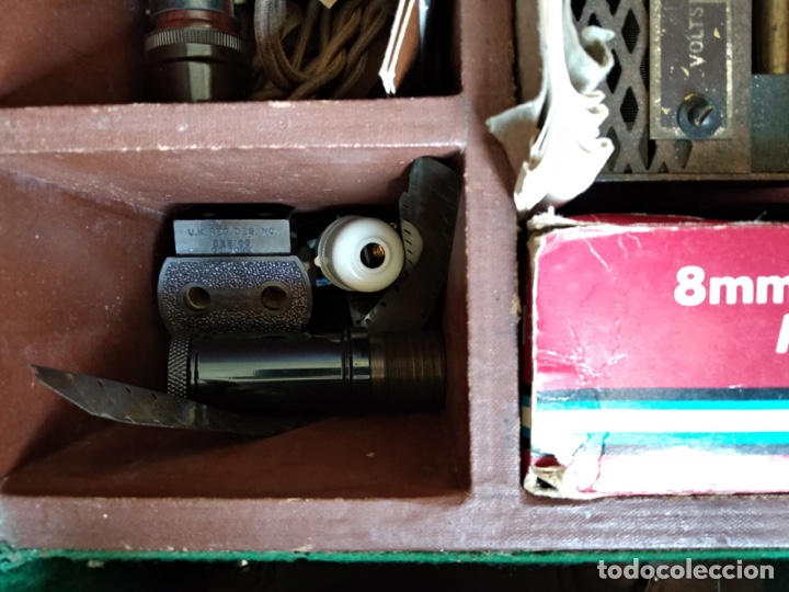 Antigüedades: kodascope model c, prácticamente nuevo - Foto 5 - 132063855