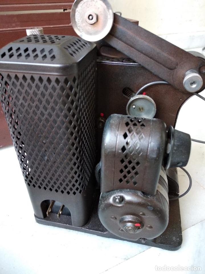 Antigüedades: kodascope model c, prácticamente nuevo - Foto 12 - 132063855
