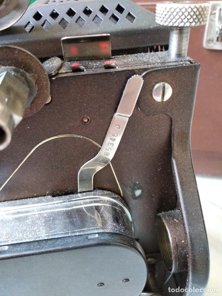 Antigüedades: kodascope model c, prácticamente nuevo - Foto 13 - 132063855