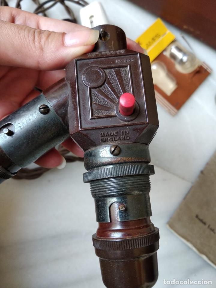 Antigüedades: kodascope model c, prácticamente nuevo - Foto 22 - 132063855